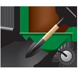 Gardening Norfolk logo